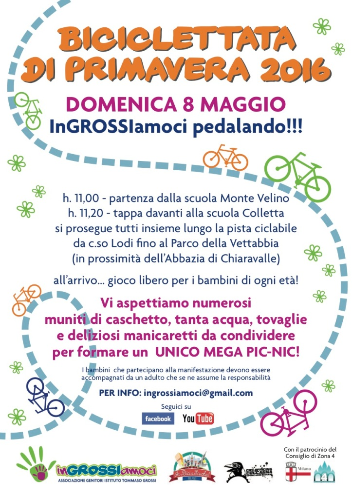 BiciclettataPrimavera2016